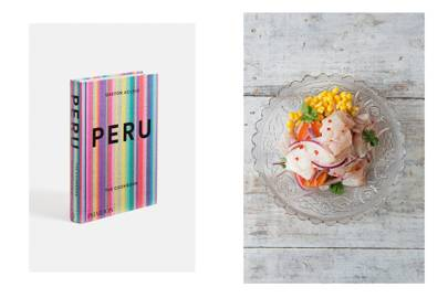 Peru: The Cookbook (Phaidon)