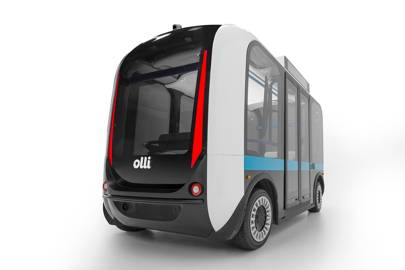 TRANSPORT: Olli by Local Motors