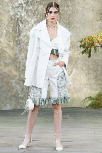 e9706f8ed1f05e Chanel Spring/Summer 2018 Ready-To-Wear show report | British Vogue