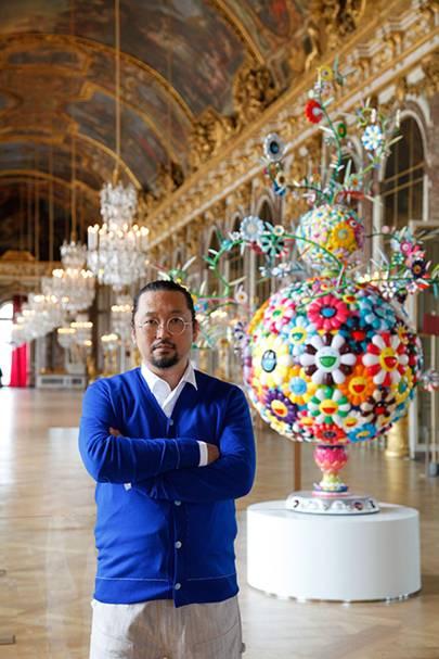 Takashi Murakami For Shu Uemura