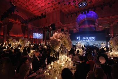 Inside the Wall Street Cipriani venue