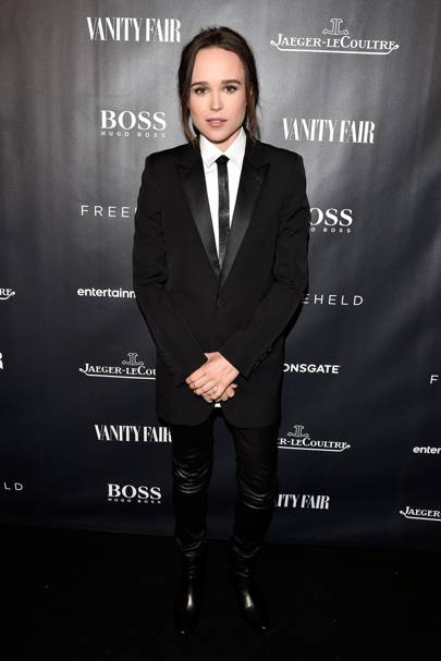 Vanity Fair and Hugo Boss event - September 13 2015