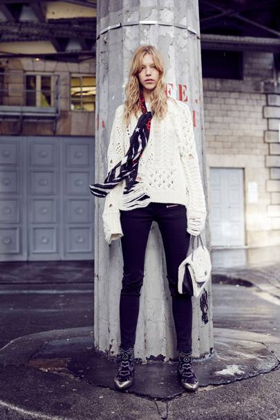 28a1c4478403 Zadig   Voltaire Autumn Winter 2016 Ready-To-Wear show report ...