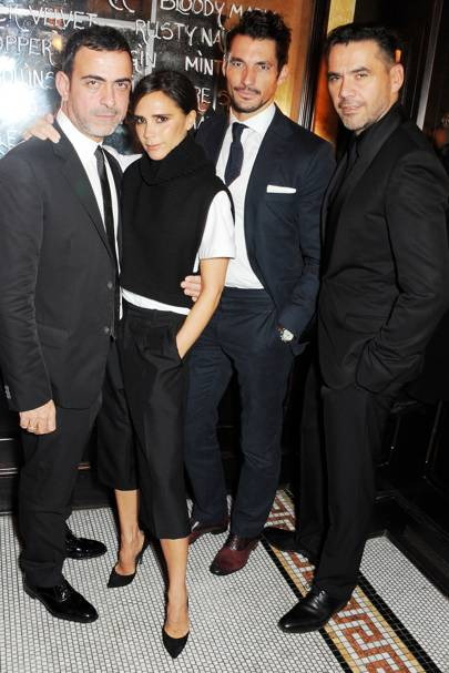 September: Vogue's London Fashion Week Dinner