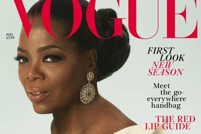 68ff7aedbf2 British Vogue Magazine - August 2018 | British Vogue