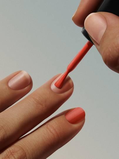 Step 5: Nail polish
