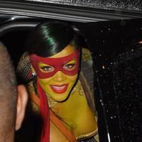 Rihanna, 2014