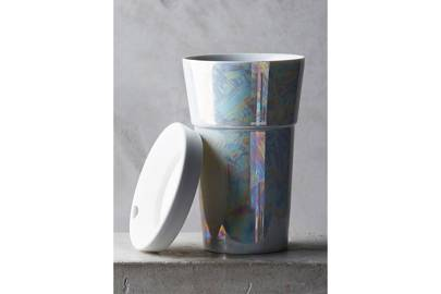 Iridescent Travel Cup