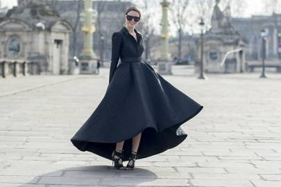 The return of ladylike style