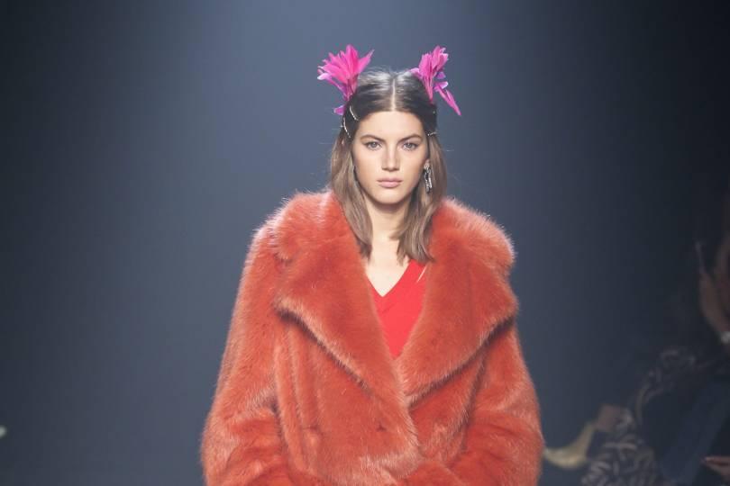 Univers du luxe Womens Fur Gilet Sara