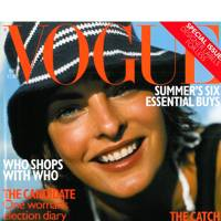 Vogue Cover, May 1997
