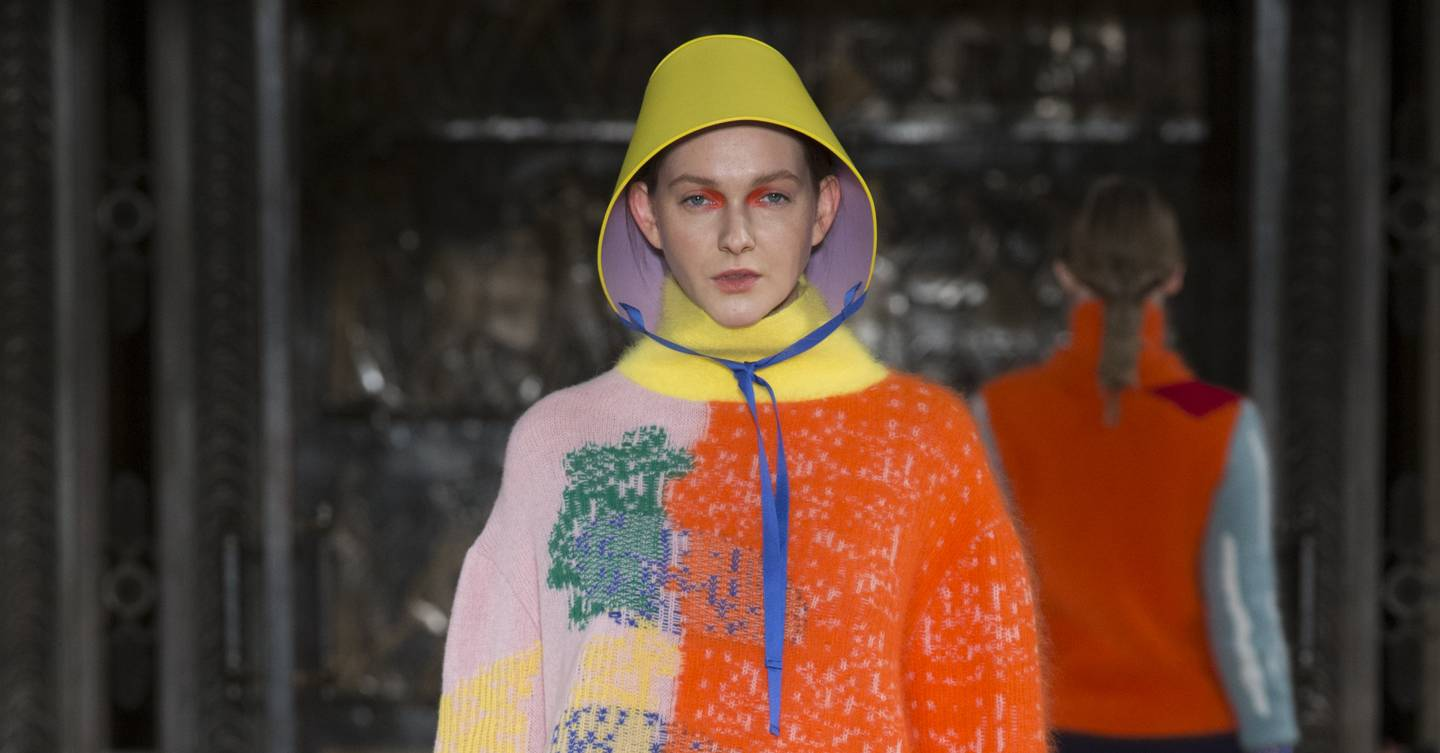 b35e7d9400ffb Ones To Watch - I Am Chen Autumn Winter 2018 Ready-To-Wear show report    British Vogue
