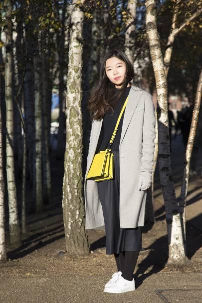 Autumn Chen, student