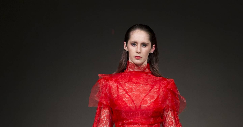 Alexander Sanchez Autumn Winter 2018 Ready-To-Wear show report ... 070e4b063bf