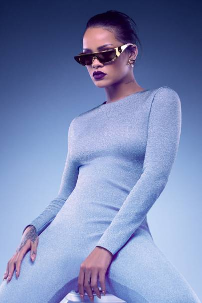 1faf7d97f1 RIHANNA has collaborated with Dior on a new sunglassess collection