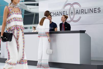 Chanel ready-to-wear, spring/summer 2016