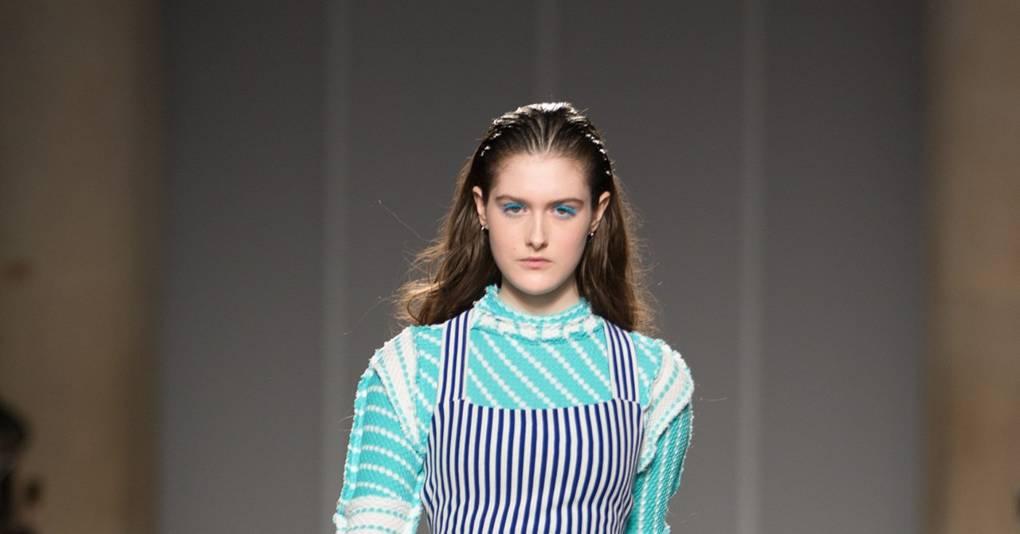 7e11e0d0f Fashion East Autumn/Winter 2016 Ready-To-Wear show report   British Vogue