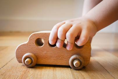Kids Want Branded Not Wooden Toys
