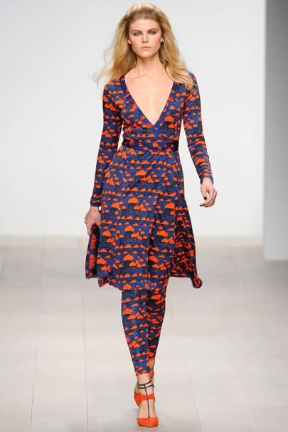 Issa London Spring Summer 2013 Ready To Wear Show Report British Vogue