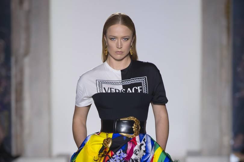 To Autumnwinter 2018 Wear Versace Ready Show Vogue ReportBritish kXZuPi