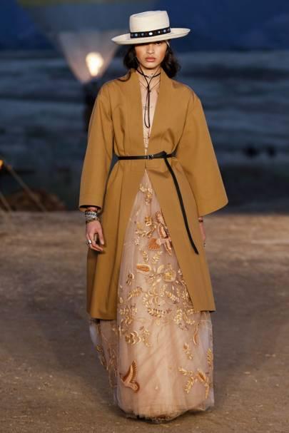 Dior 2018 evening dresses