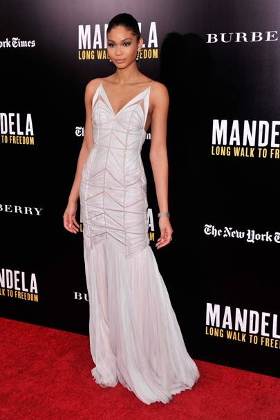Mandela: Long Walk to Freedom screening, New York - November 25 2013