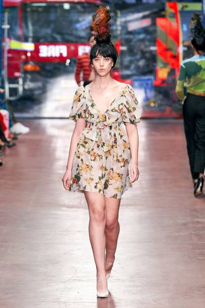 9793bed7604 Fashion East Autumn Winter 2019 Ready-To-Wear show report