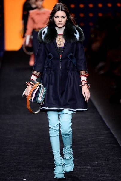 454c48ae0a28 Fendi Autumn/Winter 2016 Ready-To-Wear show report | British Vogue