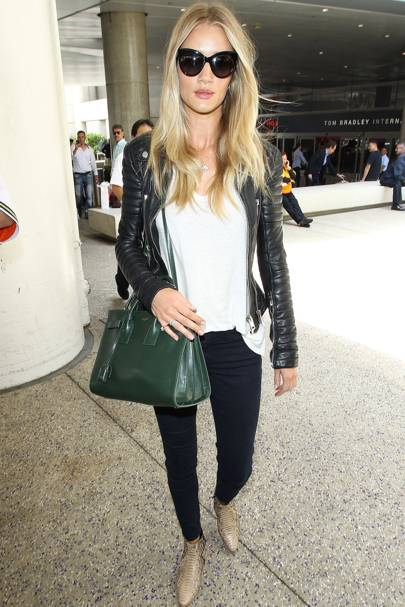 LAX Airport, Los Angeles - June 26 2014