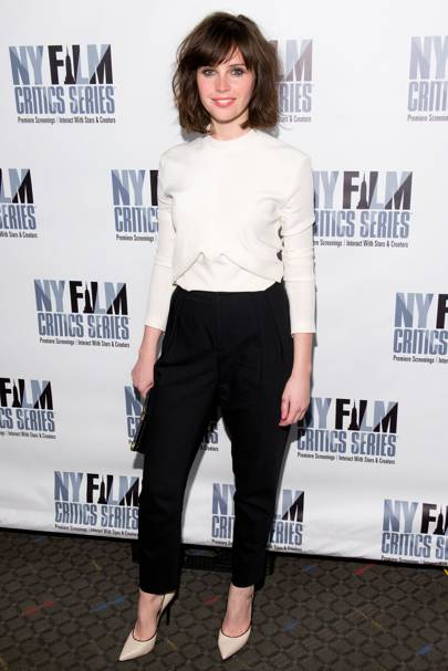 Breathe In screening, New York – March 17 2014