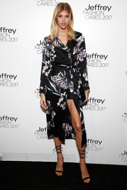 Jeffrey Fashion Cares, New York - April 3 2017