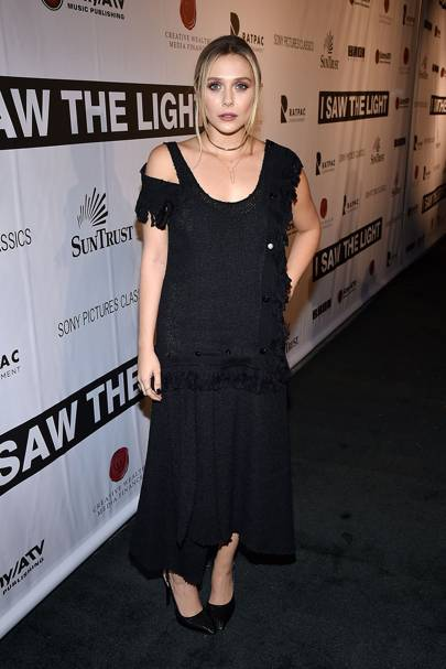 <i>I Saw The Light</i> Premiere, Nashville - October 17 2015