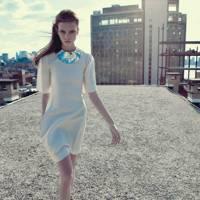 Karlie Kloss - Vogue February 2009