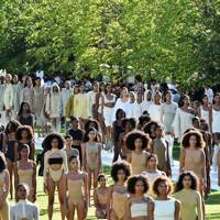 Yeezy shows aren't your typical fashion shows