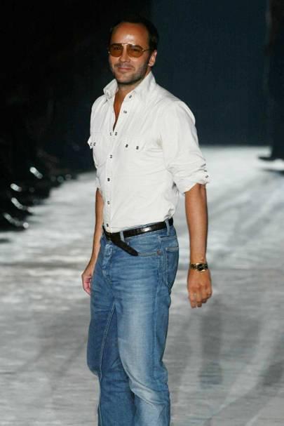 6721639696f Tom Ford - Back at Gucci | British Vogue