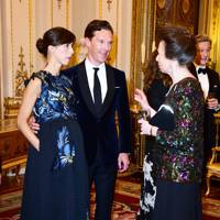 Motor Neurone Disease Association dinner, Buckingham Palace - March 10 2015