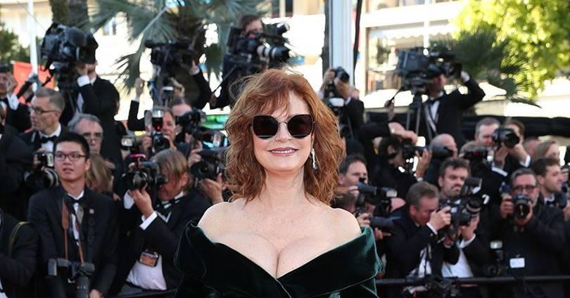 Cannes Film Festival 2017: Thigh High