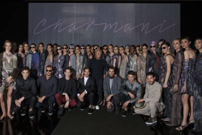Giorgio Armani Womenswear SS17