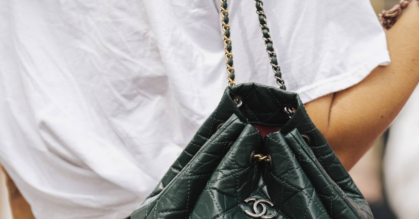 d7234a34330c0a Street Style: Iconic Chanel Bags | The Vogue Edit | British Vogue