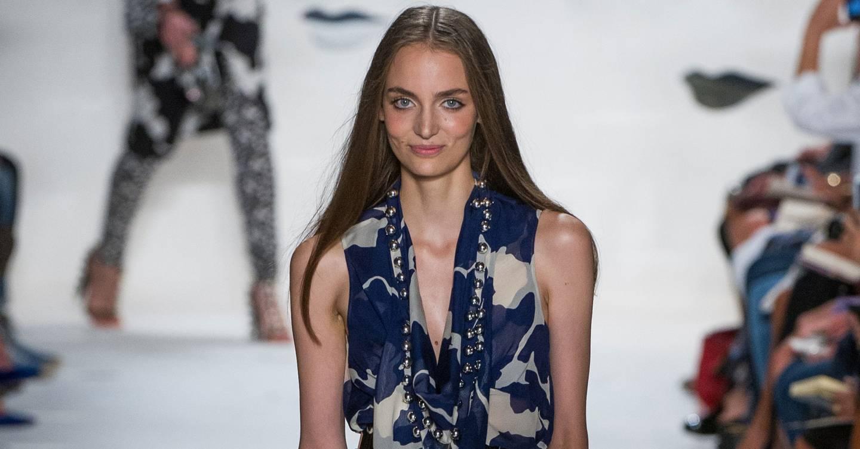 799b57b1015 Diane Von Furstenberg Spring Summer 2013 Ready-To-Wear show report ...