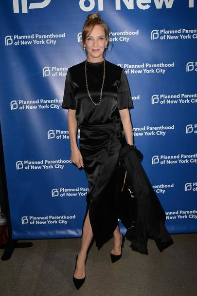 Planned Parenthood gala, New York - May 1 2018