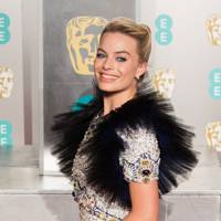 511977a55d Margot Robbie s Chanel BAFTAs Gown Took 690 Hours To Create
