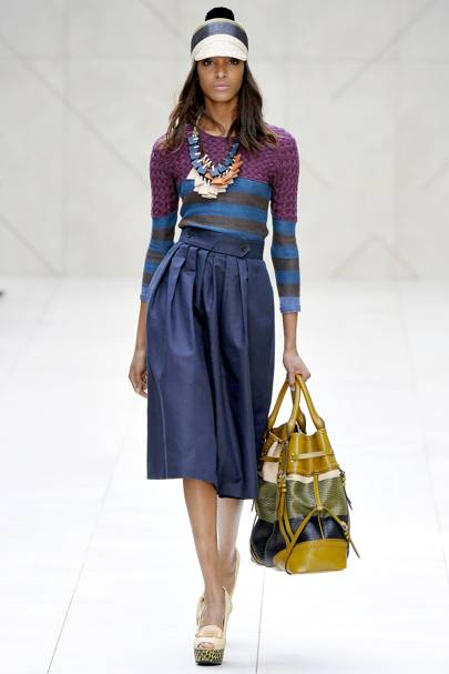 6f990aa1c078 Burberry Prorsum Spring Summer 2012 Ready-To-Wear show report ...