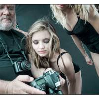 Behind the scenes at the Pirelli calendar 2014