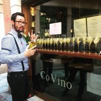 The Book-Before Restaurant: CoVino