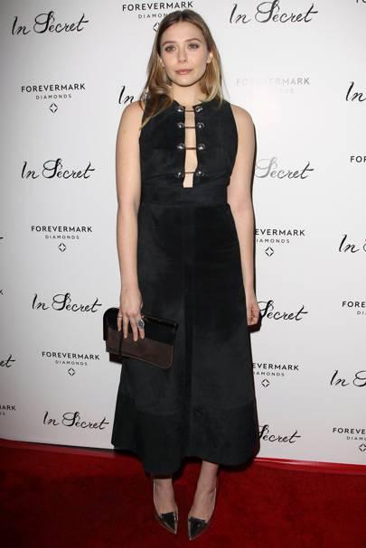 In Secret premiere, LA - February 6 2014