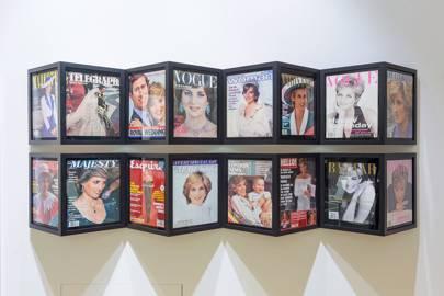 Uncover Princess Diana's fashion story