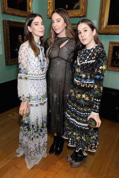 ERDEM X NARS launch dinner, London - February 19 2018