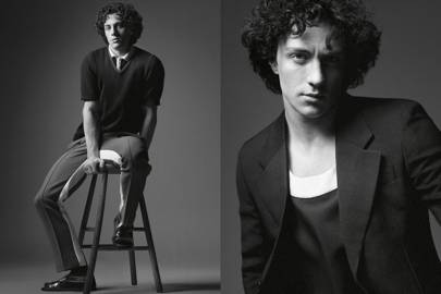 Aaron Taylor-Johnson For Prada Spring/Summer 2013