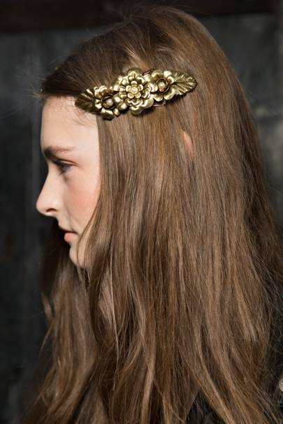 The Easy Update: Hair Accessories